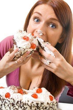 mangiare troppi dolci, fame, nutrizionista milano