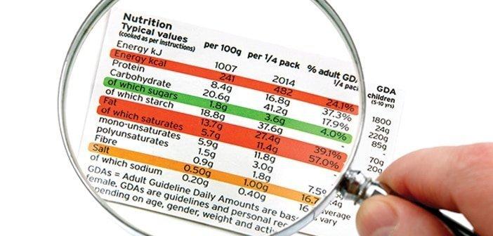 Etichetta alimentare: chiarezza per il consumatore