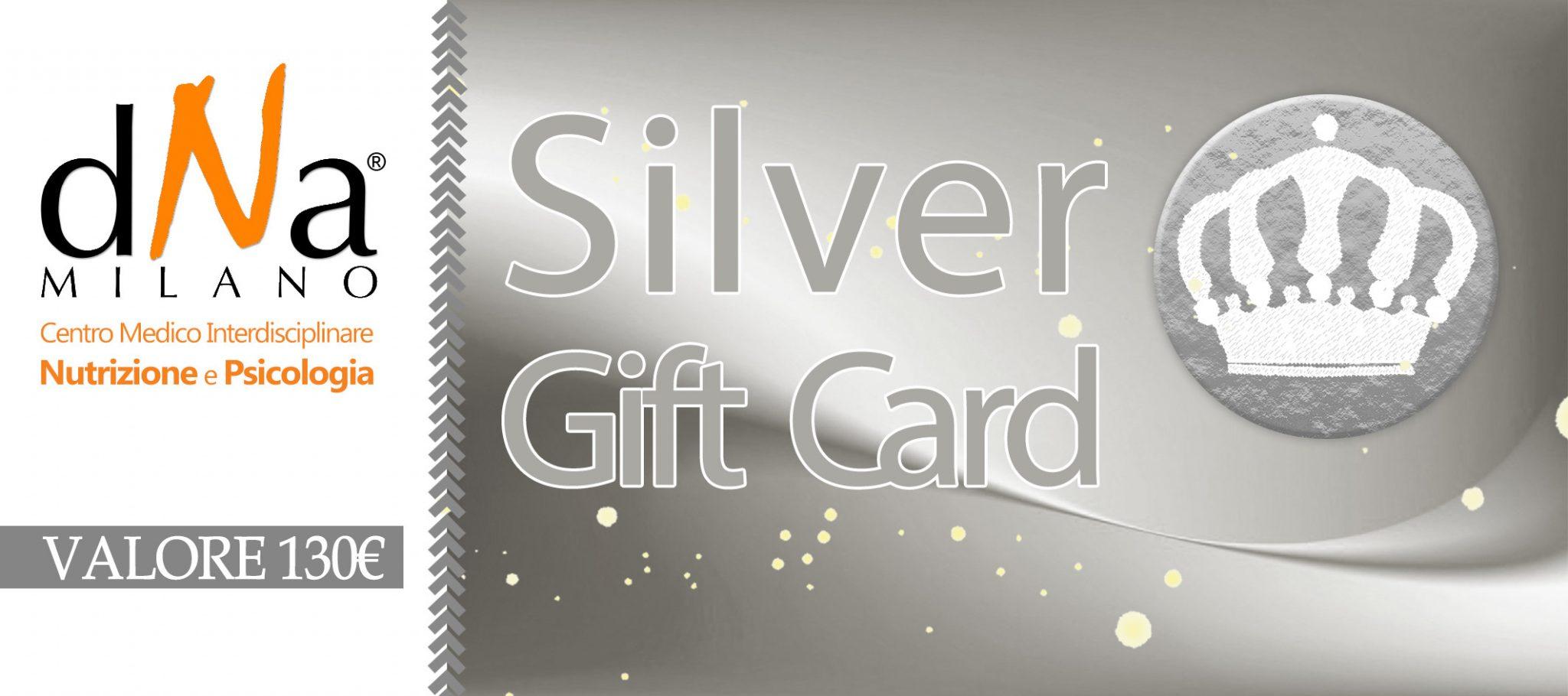 SILVER GIFT CARD: Massaggio 60min, Riflessologia Plantare 40min, Massaggio 30min