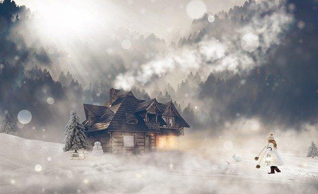 Come la neve non fa rumore …